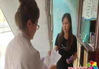 河南街道春光社区开展新冠疫苗接种宣传工作