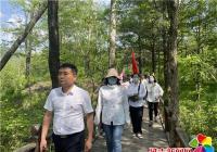 """河南街道开展""""学党史、强素质、办实事、开新局""""红色教育主题党日活动"""