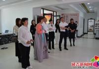 辽宁省东港市委组织部到公园街道园辉社区调研指导工作