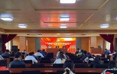 小营镇召开新时代吉林党支部标准体系(BTX)建设工作动员大会