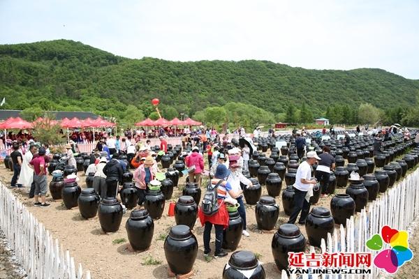 第十七届中国朝鲜族(延吉)大酱五德文化节开幕