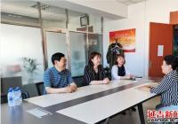 非公组织延边航空乘务学校助力建工街道建党百年系列庆祝活动