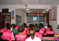 河南街道白菊社区组织开展专题学习 让党史学习教育走深走实