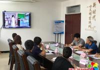 延吉市委党史学习教育第5巡回指导组深入河南街道指导工作