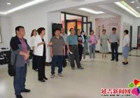 省民委规划编制小组到公园街道园辉社区开展两个《规划》调研工作