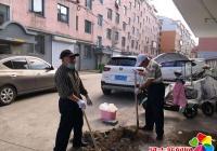 地沟返味影响环境 老兵义务处理解决难题