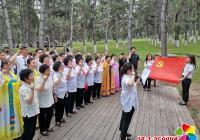 党群连心庆百年 风采展示颂党情