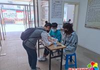 护航疫苗接种  暖心志愿服务