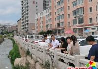 延吉市应急局深入新兴街道开展防汛调研指导工作