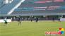 """延吉市首届""""中国体育彩票杯""""社区足球比赛开幕"""