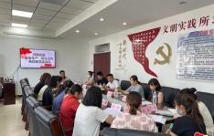 河南街道召开安全生产、防汛工作再部署落实会议