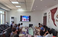 河南街道召开新成立非公组织党务知识培训班