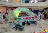河南街道非公党组织一诺教育培训学校开展爱心义卖活动