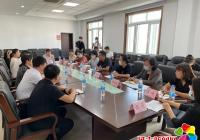 延吉市退役军人事务局局长王晶到河南街道进行红色星期五大走访活动