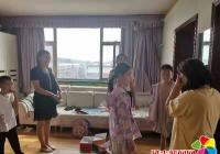 非公党组织联手延春社区 圆梦少年儿童微心愿