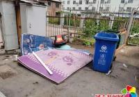 河南街道各社区开展周末卫生日活动