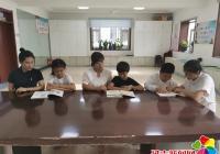 点亮微心愿:白玉社区阳光义工志愿者为小学生进行课业辅导