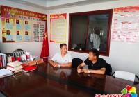 """延吉市公园街道""""红领岗""""摸排走访辖区 两新组织"""