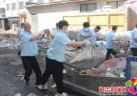 延吉市集中供热助力文明社区旧房改造建筑垃圾分类处理