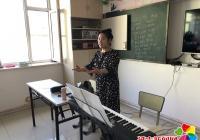 歌唱心中之歌 庆别样教师节