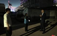 市委组织部联合水务集团为新兴街道百姓解民忧在行动
