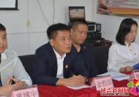 河南街道各选区召开人大代表候选人与选民见面会