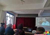 丹进社区开展党员学习日活动