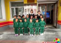 我与祖国共成长—三星幼儿园小朋友走进春光社区