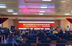 州委宣讲团到延吉市小营镇开展宣讲活动