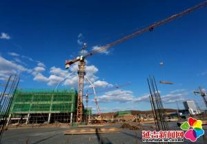 延吉市项目建设蹄疾步稳