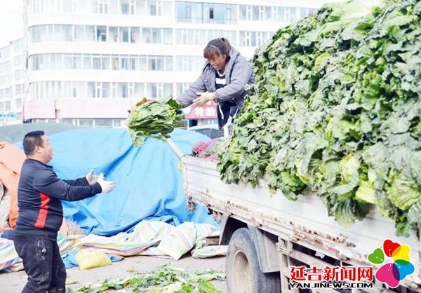 延吉反季蔬菜身价倍增!秋菜价格很亲民!